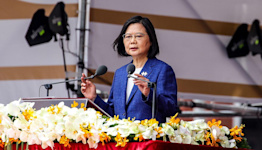 """Taiwan leader has """"faith"""" U.S. will defend it, confirms American troops training on island"""