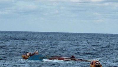 中國漁船韓海域沉沒 增至4死2人失蹤
