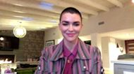 Ruby Rose talks about new movie 'The Doorman'