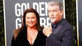 Pierce Brosnan, 68, Gushes Over Wife Keely, 58, Wearing A Swimsuit: My 'Luscious Love'