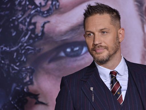 Tom Hardy beats Sean Connery to be named best male British film star of 21st century