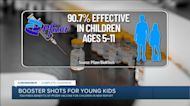 Pfizer: COVID-19 vaccine more than 90% effective in kids