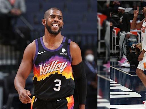 保羅西區總決賽前染疫!球迷不捨:史上最悲慘NBA球星