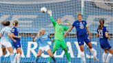 Chelsea within touching distance of Women's Super League title after thrilling Manchester City draw