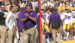 LSU and Ed Orgeron to part ways at the end of the season