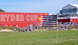 Why hasn't the Ryder Cup been played in California since 1959?