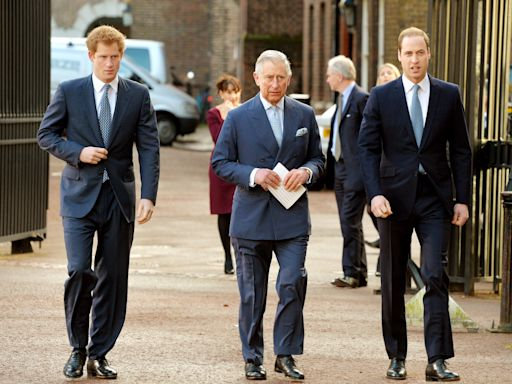 Royal Family Reportedly 'Distressed and Angry' at Harry for Comparing His Life to a Zoo