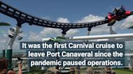 Carnival's Newest Ship, MSC Cruise Line Set Sail Out of Florida in Latest Rebound of Cruise Industry