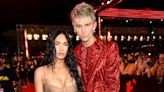 Megan Fox Credits Machine Gun Kelly for 'Naked' Dress Idea: 'Whatever You Say, Daddy!'