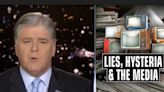 Sean Hannity walked back his enthusiasm for COVID-19 vaccines after being praised by the White House