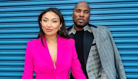 Jeannie Mai Reacts to Fiancé Jeezy Getting Her a 'DWTS' Billboard on His Birthday (Exclusive)