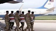 Remembering the U.S. service members killed in Kabul