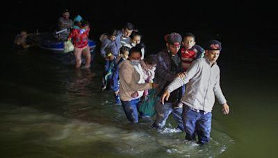 'Wrong part of the border' GOP criticizes VP's Texas trip