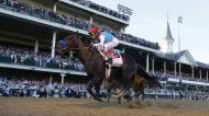 Kentucky Derby winner Medina Spirit fails post-race drug test