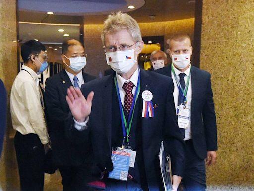 提供台灣2萬劑疫苗 捷克內閣今開會研討