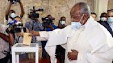 Djibouti says longtime president on way to winning 5th term