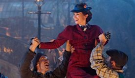 Mary Poppins Returns' set visit report: Disney's sequel will be 'a gift to the world'
