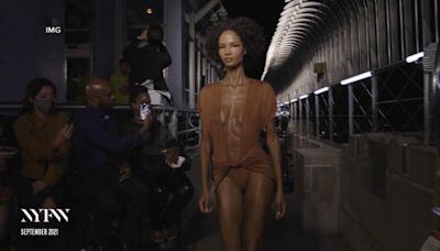 Fashion week during the pandemic