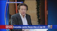 Jackie Mason, Rabbi Turned Comedian, Dies At 93-Years-Old