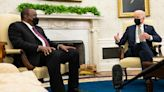 Biden Promotes Vaccine Donation in Meeting With Kenya's President