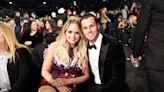 Miranda Lambert shows off shirtless husband Brendan McLoughlin: 'Who looks like this after holidays in Texas?'
