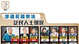 國安法實施一年 泛民初選案 47人今再訊 6人坐監 29人還押