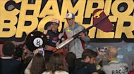 Marquez brothers celebrate in their hometown