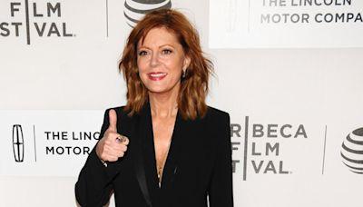 Susan Sarandon pudo hablar con David Bowie días antes de la muerte del artista