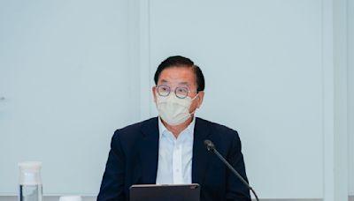 林健鋒:中小企經營情況嚴峻 倡延長「還息不還本」半年