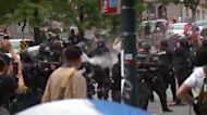 Officers used force more than 700 times over 2 days of George Floyd protests in downtown Denver