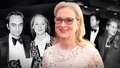 El amor trágico y el amor eterno que marcaron la vida de Meryl Streep