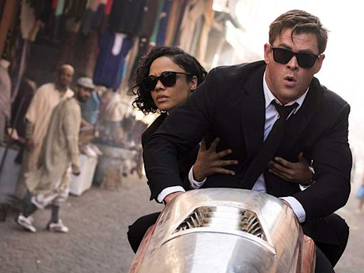 Sony boss says 'Men In Black: International' flopped because the story 'wasn't strong enough'