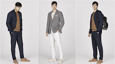 時尚|大谷翔平代言BOSS帥出時尚新高度 春夏形象照是西裝男範本 | 蘋果新聞網 | 蘋果日報