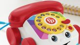 Fisher-Price made a working Chatter phone for adults: Your childhood is calling