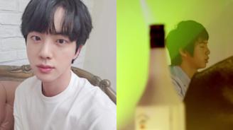 BTS防彈少年團JIN的MV跑龍套時期!嬰兒肥都還在XD