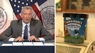NYC mayor says he'll boycott Ben & Jerry's over Israel stance