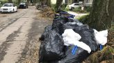 Everyone agrees on the cause of New Orleans' trash problem. Solutions are harder to find.