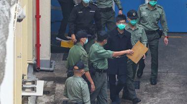 黃之鋒認參與反禁蒙面法集結 稱基於公民抗命原則違法 下午判刑