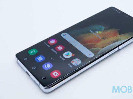 SAMSUNG Galaxy S21 Ultra以91分,成功成為DxoMark最高分屏幕!