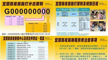 獲配15000劑新冠疫苗 宜縣依對象與順序施打中   台灣好新聞 TaiwanHot.net