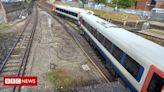 South Western Railway train derails in Portsmouth