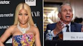 Nicki Minaj Gets Called Out By Dr. Fauci For Viral Vaccine Tweet: 'She Should Be Thinking Twice'