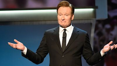 Conan O'Brien Decided to Leave His Talk Show After 28 Years for Another Gig