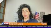 Bin Laden's Niece Appears on OAN to Spin Capitol Riot Truther Conspiracies