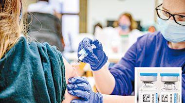 打強生疫苗後 美6人血栓 - 東方日報