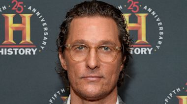 Matthew McConaughey revealed that his dad died of a heart attack while having sex with his mom