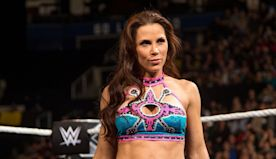 Mickie James teams up with YouTube star Rosevelt Sings for National Child Abuse Awareness Month