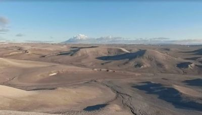 Google's Street View is mapping Earth's most Mars-like terrain