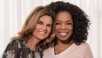Maria Shriver and Oprah Winfrey talk to Hoda Kotb about their long friendship