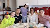 王力宏自主管理還聚餐!徐若瑄黑人范范都在 網罵翻道歉了